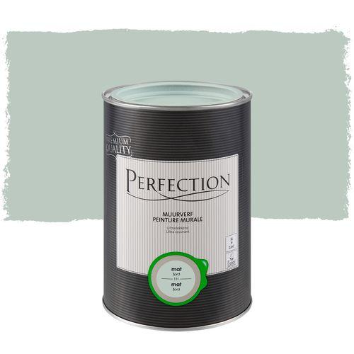Perfection ultradekkende muurverf Fjord mat 1L