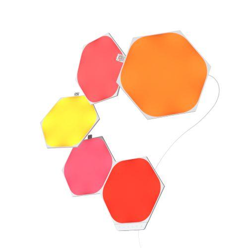 Nanoleaf Shapes Hexagons Starter Kit Mini - 5 panelen