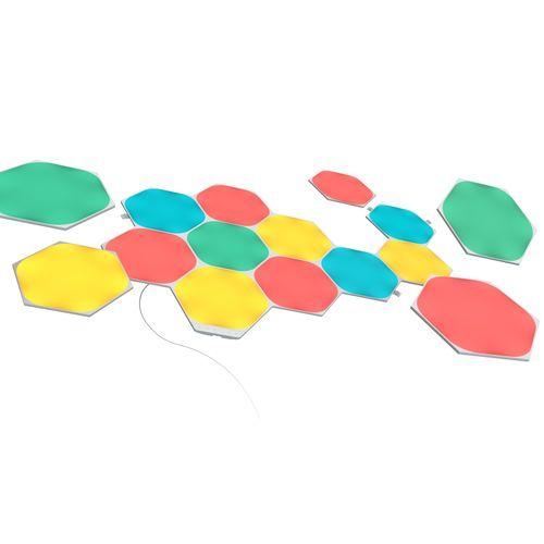 Nanoleaf Shapes Hexagons Starter Kit - 15 panelen
