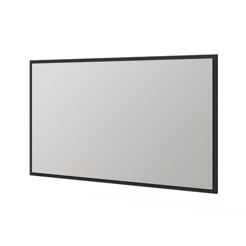 Tiger S-line spiegel Frame 120x70cm mat zwart