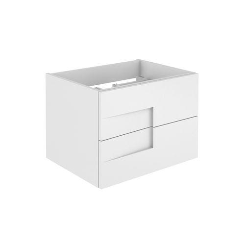 Wastafelonderbouw ALLIBERT WANDER 60 cm -Glanzend gelakt Wit