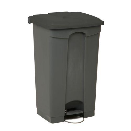 Engels déchets 90L gris