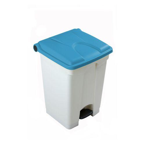 Engels déchets 45L bleu blanc
