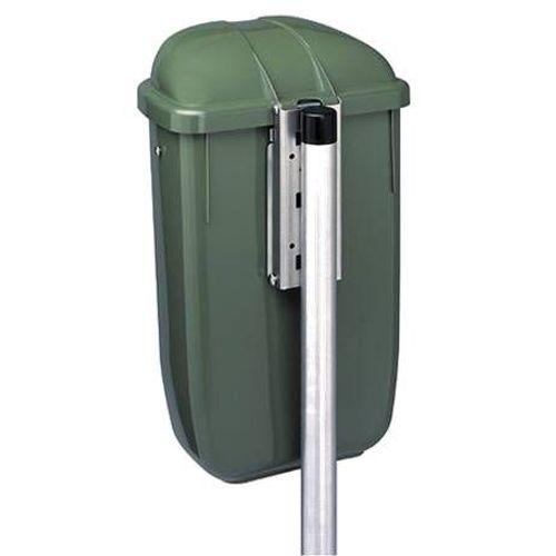 Engels pole pour la ville poubelle Galva