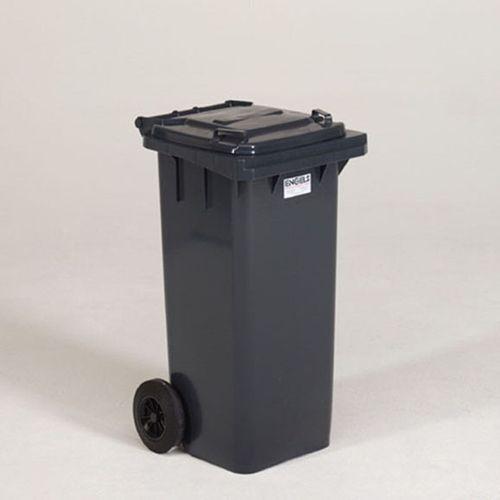 Engels conteneur poubelle gris 120L