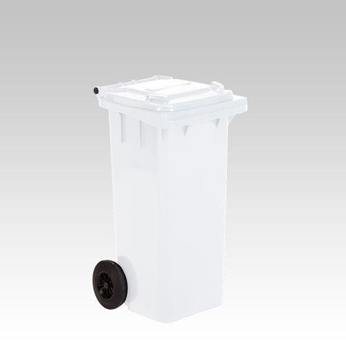 Engels conteneur poubelle blanc 120L