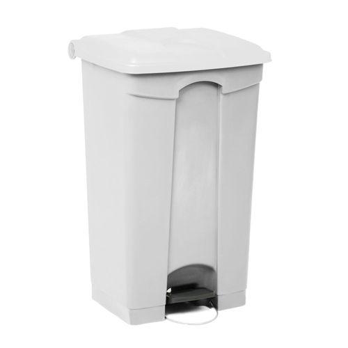Engels poubelle blanc 90L