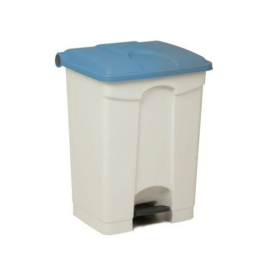 Engels déchets 70L bleu blanc