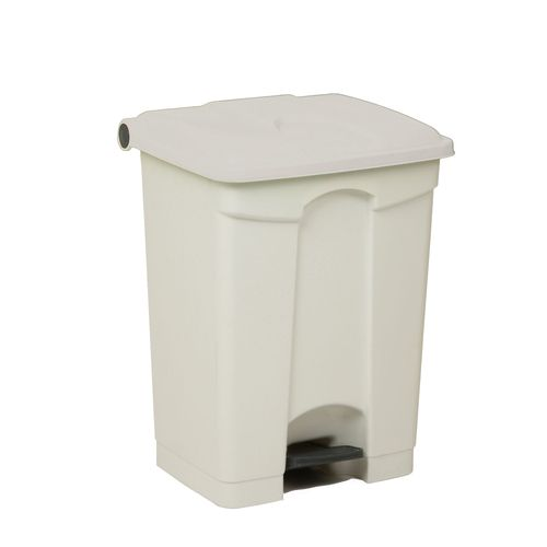 Engels poubelle blanc 70L