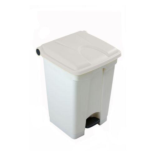 Engels poubelle blanc 45L