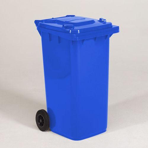 Engels conteneur poubelle bleu 240L