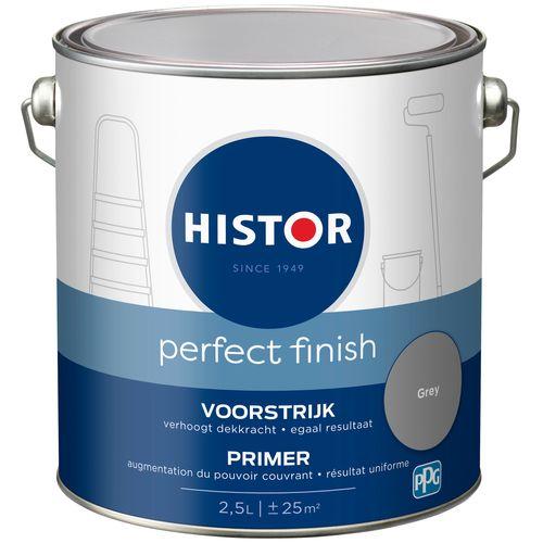 Histor voorstrijk Perfect Finish grijs 2,5L