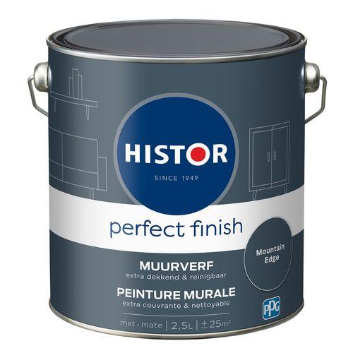 Peinture murale Histor Perfect Finish Mountain Edge mat 2,5L