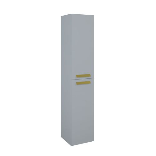 Elita kolomkast Ness 30cm 2 deuren lichtgrijs