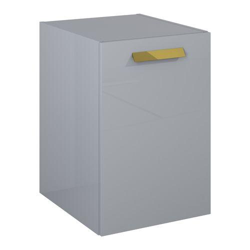 Elita wastafelonderkast Ness 40cm 1 deur lichtgrijs