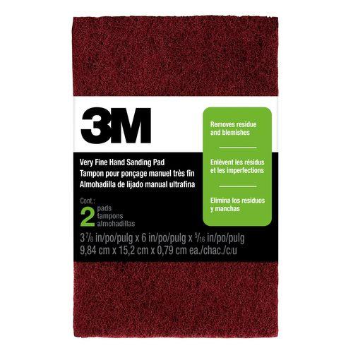 3M™ schuurpad 7413BG zeer fijn voor handmatig schuren