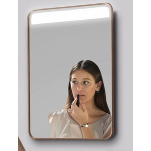 Allibert spiegel Retro met verlichting 60cm