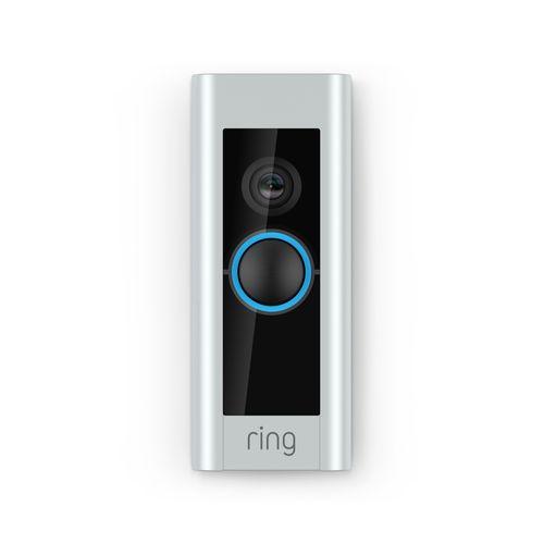 Ring video deurbel pro plug-in