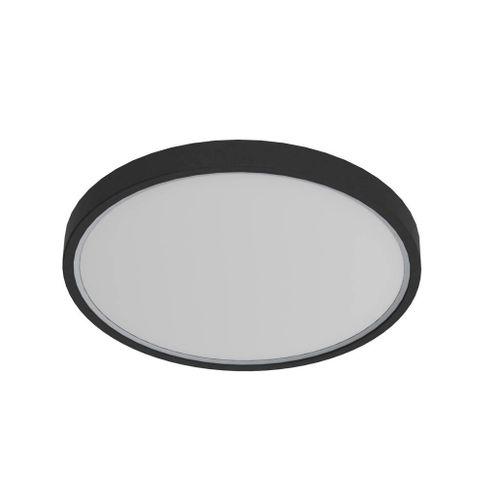 Plafonnier Nordlux LED Noxy noir 60W