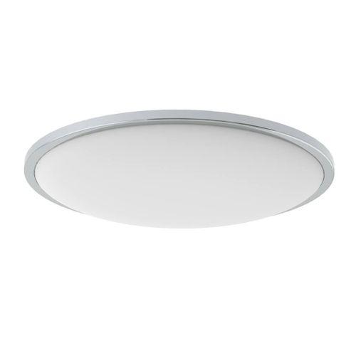 Plafonnier Nordlux LED Theros métal chrome 60W