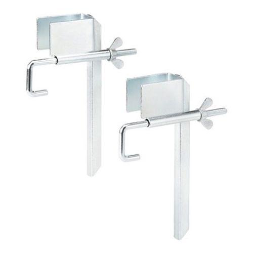 Hailo veiligheidspoten voor ladder 20x10x7cm 2 stuks