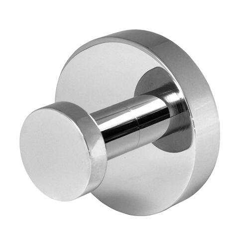 Plieger handdoekhaak magnetisch 49mm chroom