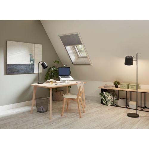 CanDo duo-plissé (dak)raam Premium 114x160cm wit
