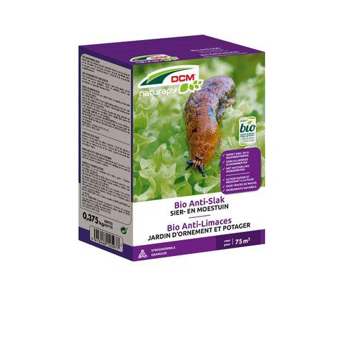 Anti-limaces pour jardin d'ornement et potager DCM Bio 375g