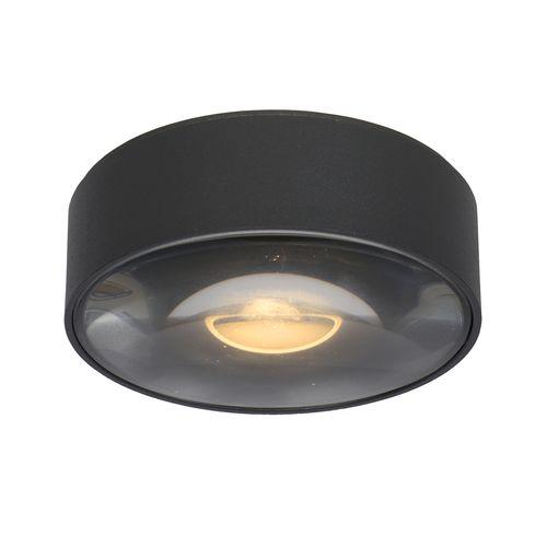 Lucide spot badkamer LED Rayen zwart 6W