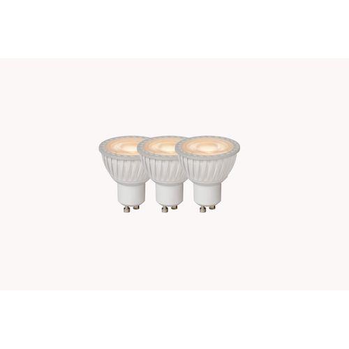 Spot LED Lucide 15W GU10 - 3 pièces
