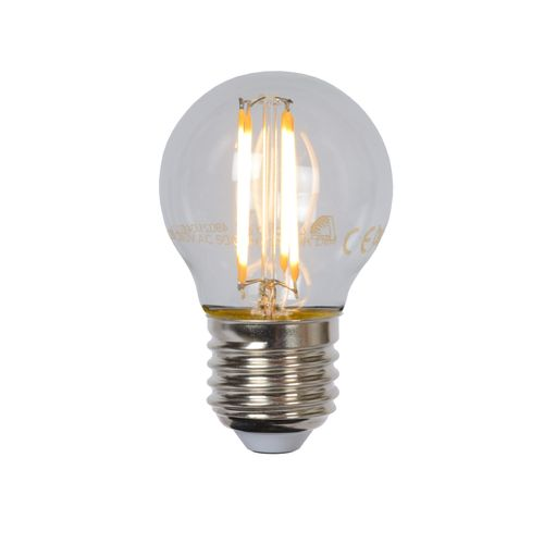 Lucide LED filament lamp 4W E27
