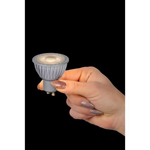 Spot LED Lucide gris 5W GU10