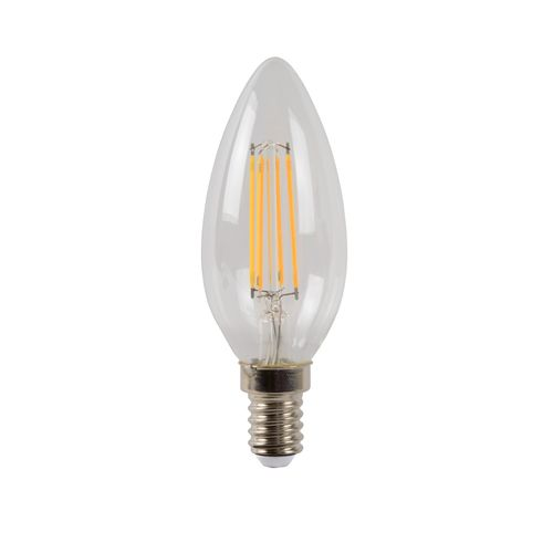 Lucide LED filament lamp 4W E14