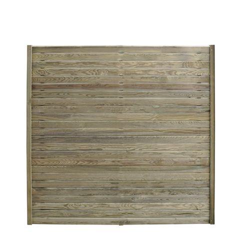 Écran de jardin Forest-Style Isya pin 180x176cm
