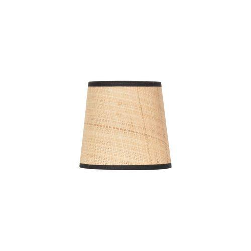 Corep lampenkap raffia Ø17cm
