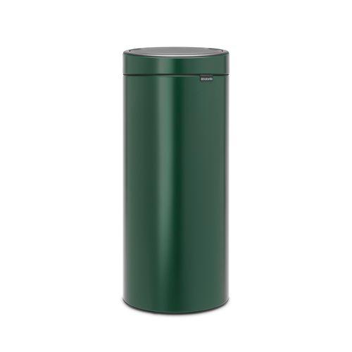 Poubelle Brabantia Touch Bin New Pine Green 30L