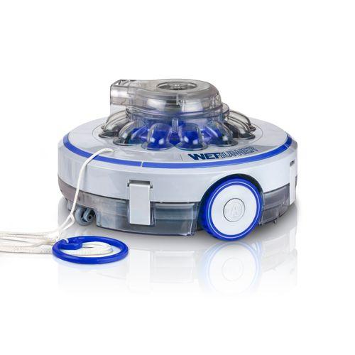 Accu-vacuümrobot voor bovengrondse zwembaden tot 7,30x3,75m 27W