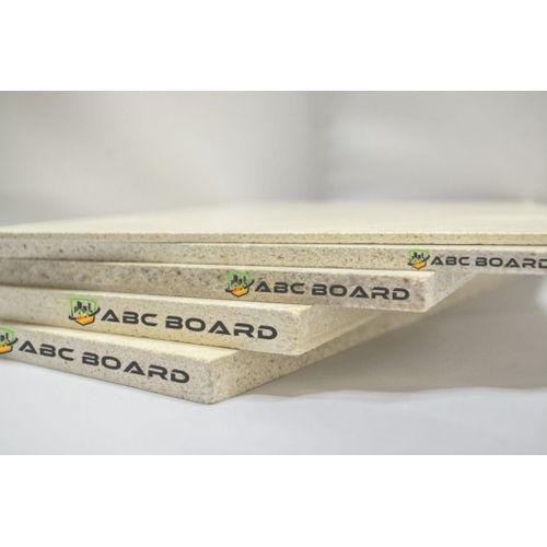 Brandwerende plaat ABC Board 240x110cm 12mm