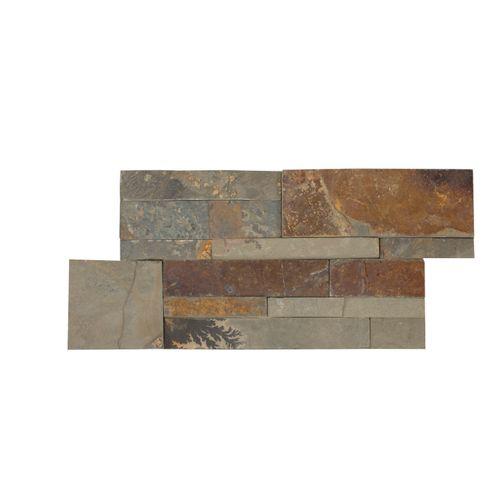 Wandbekledingspaneel Elegance multicolor 18x40cm 0,44m²