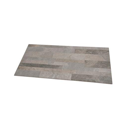 Plaquette de parement en céramique Slate beige 30,3x61,3cm 1,3m²