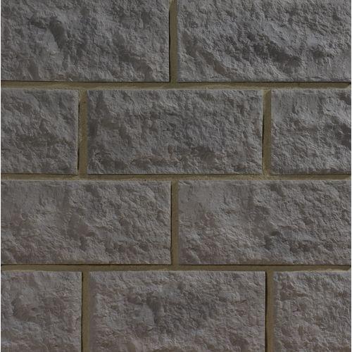 Klimex steenstrip Campana antraciet 0,5m²