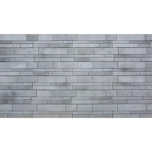 Klimex steenstrip Modern Brick grijs 0,56m²