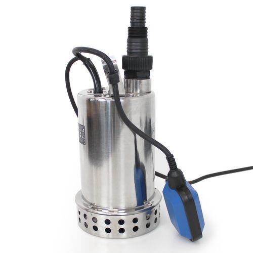 Hyundai dompelpomp RVS 550W schoon water