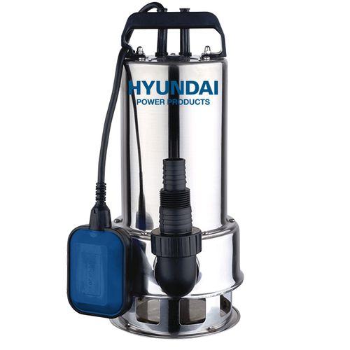 Hyundai dompelpomp RVS 750W schoon-&vuilwater