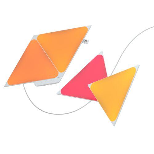 Nanoleaf Shapes Triangles Starter Kit - 4 panelen