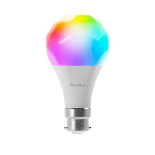 Nanoleaf Essentials slimme lichtbron A19 wit B22