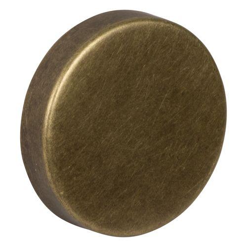JéWé eindkap trapleuning oud brons ø45mm 2 stuks