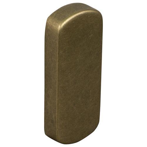 JéWé eindkap trapleuning oud brons 27x70mm 2 stuks