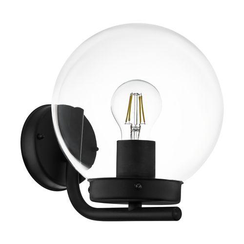 EGLO wandverlichting LED Taverna zwart 28W