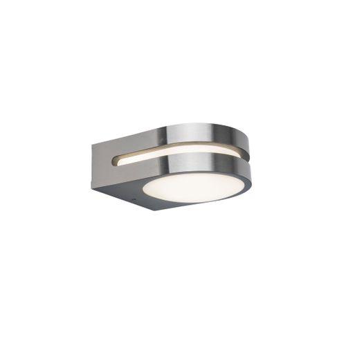 Applique extérieure Lutec LED Fancy métal en acier inoxydable 12W